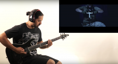 We Came As Romans Cold Like War guitar cover